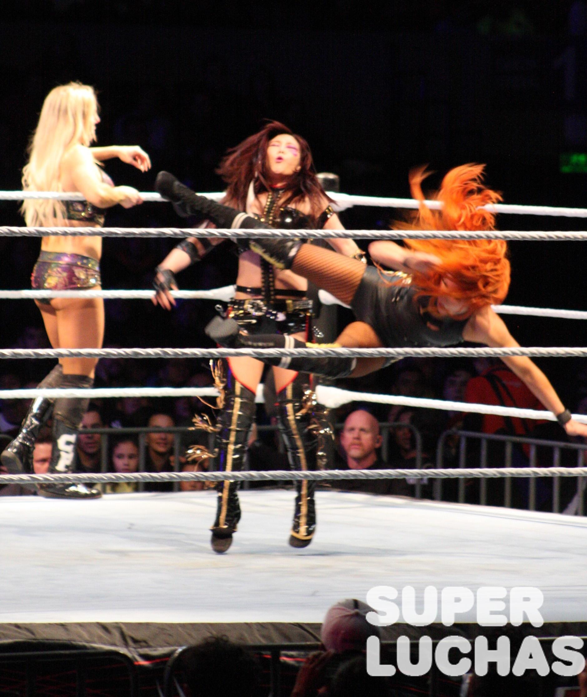 WWE en México: Galería y resultados 30/11/19 52