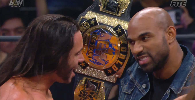 Ratings de AEW y NXT