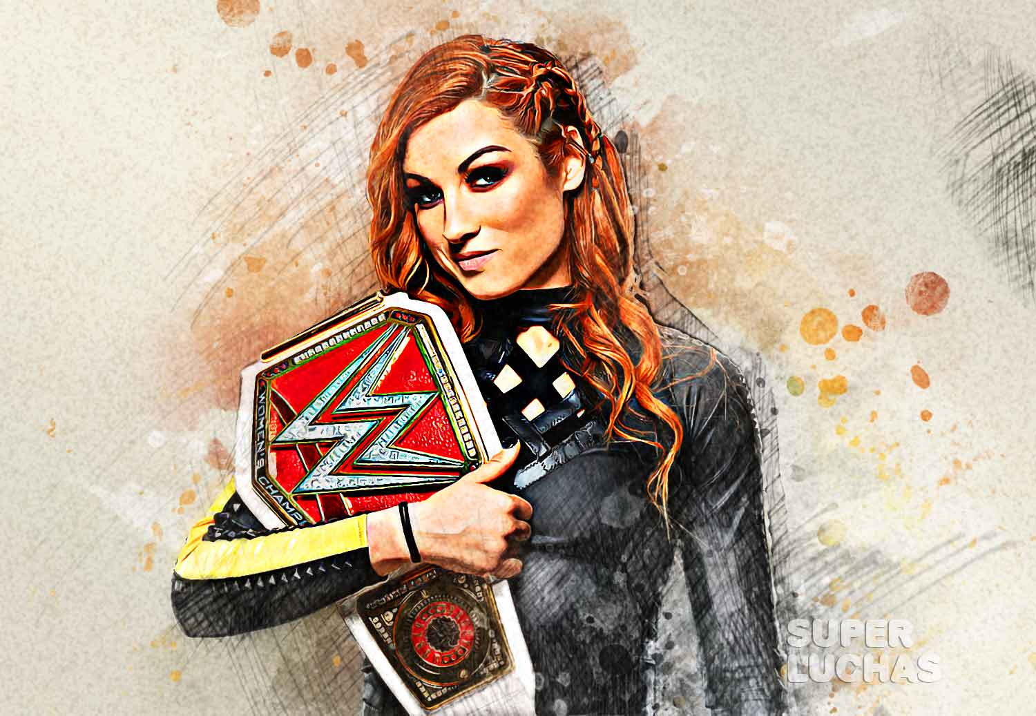 Becky Lynch alienta a McGregor
