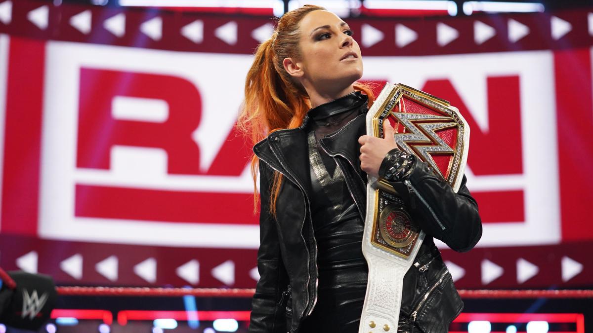 Becky Lynch avoids being arrogant