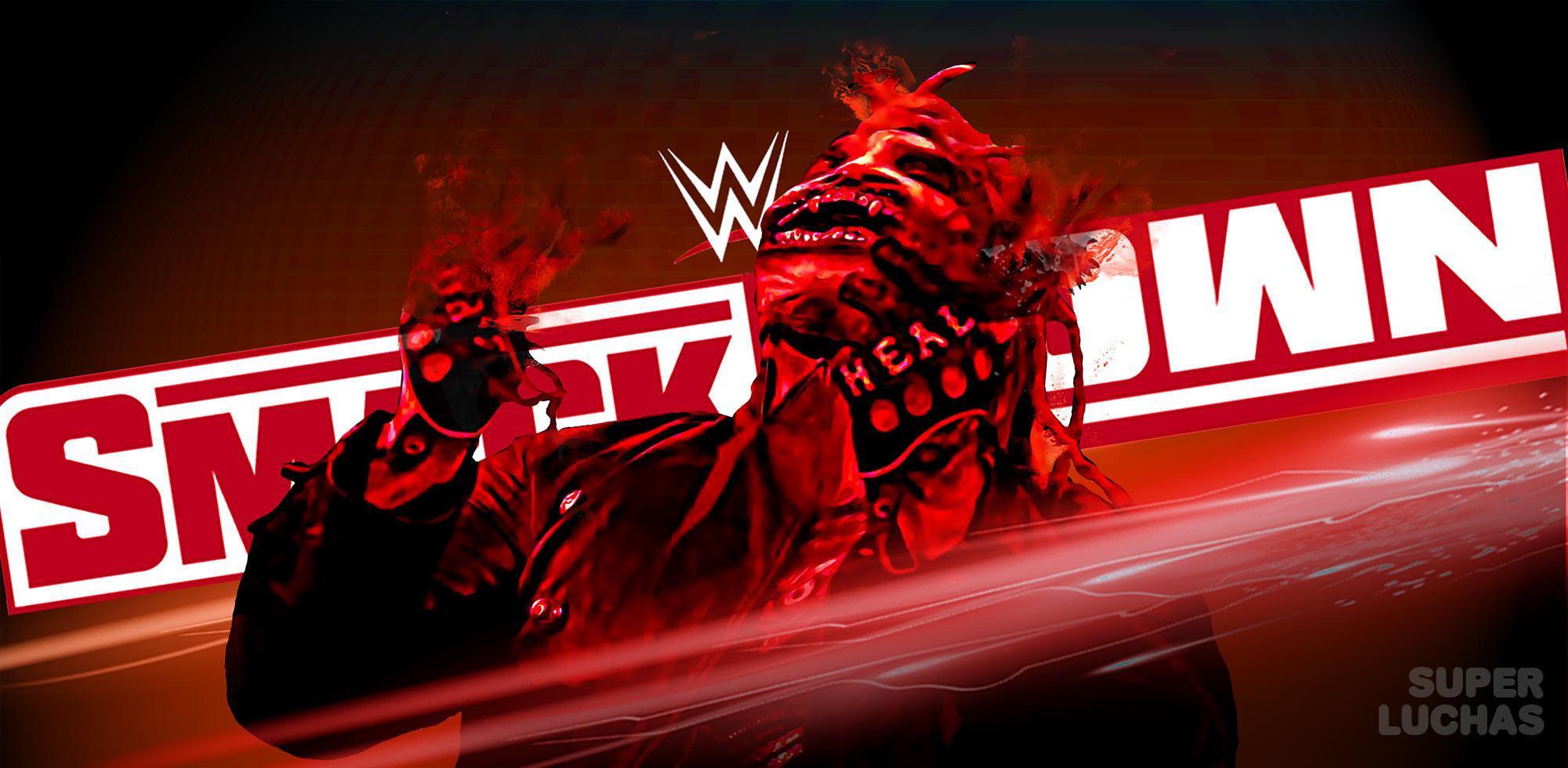 Resultados SmackDown 6 de diciembre 2019