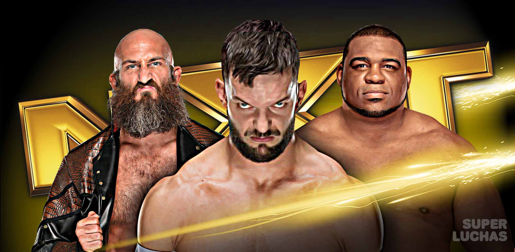 NXT 11 de diciembre 2019