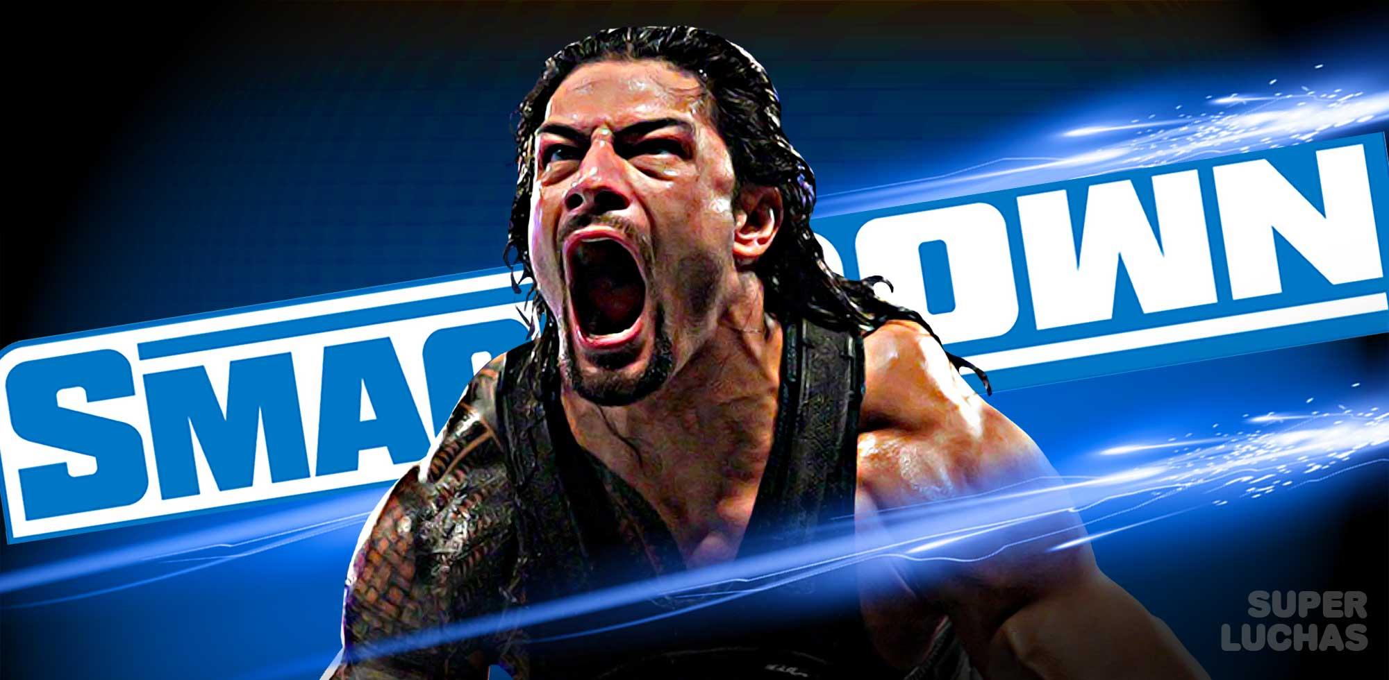 Resultados SmackDown 13 de diciembre 2019