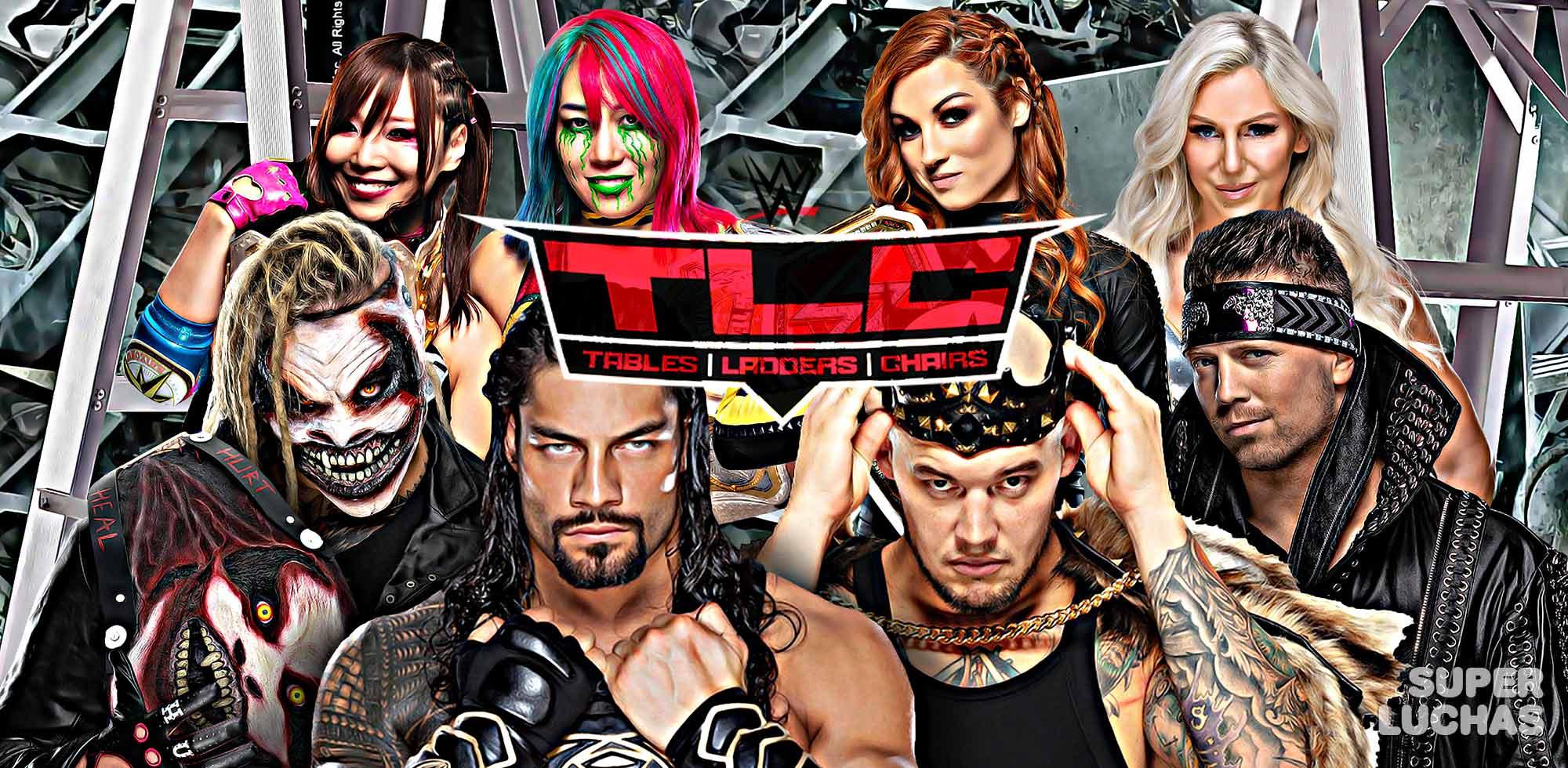 Resultados WWE TLC 2019