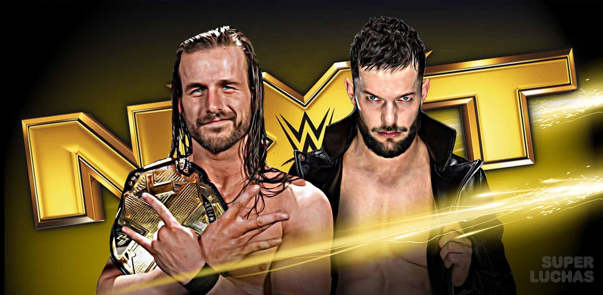 Resultados NXT 18 de diciembre 2019