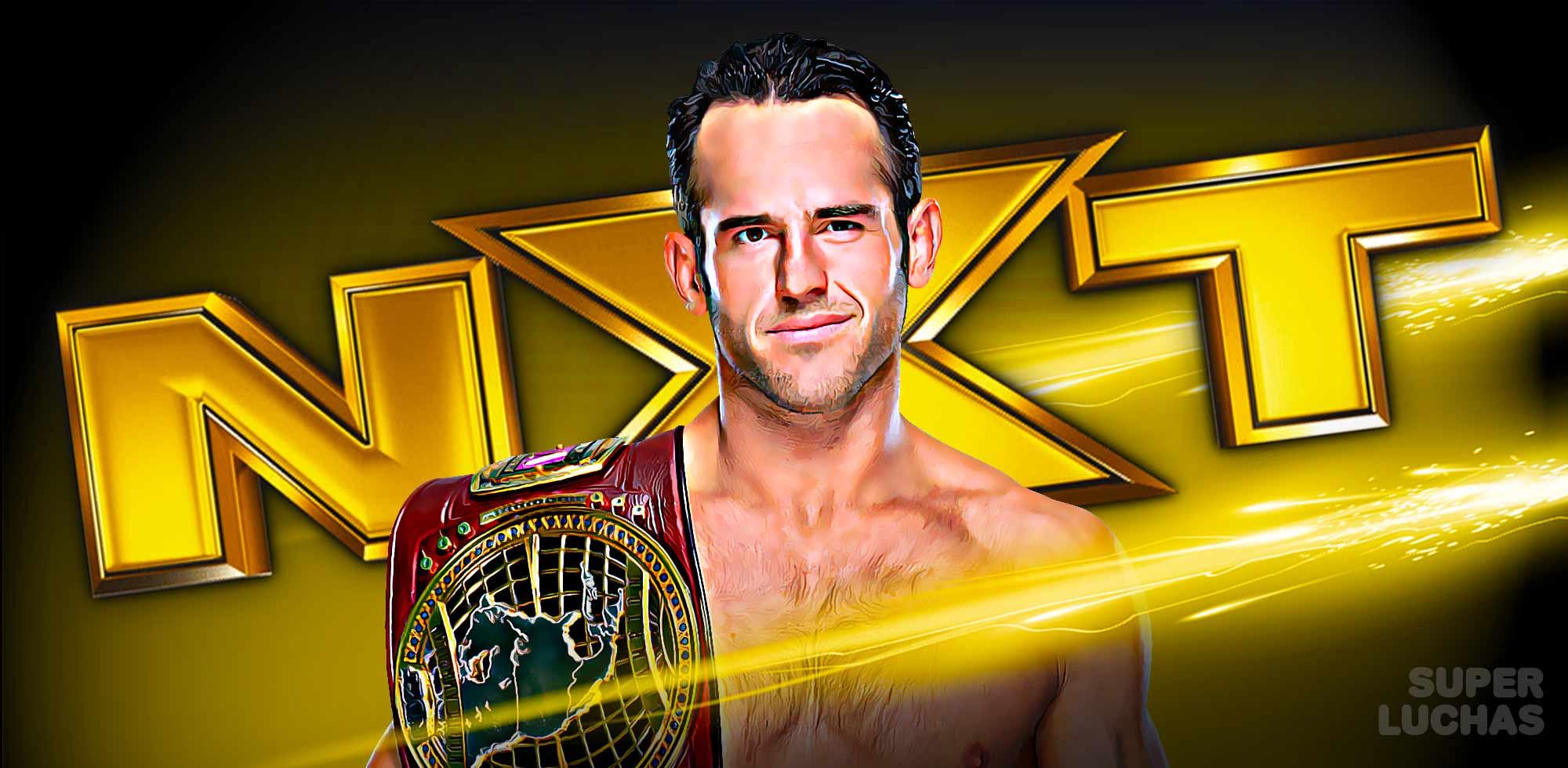 Resultados NXT 25 de diciembre 2019