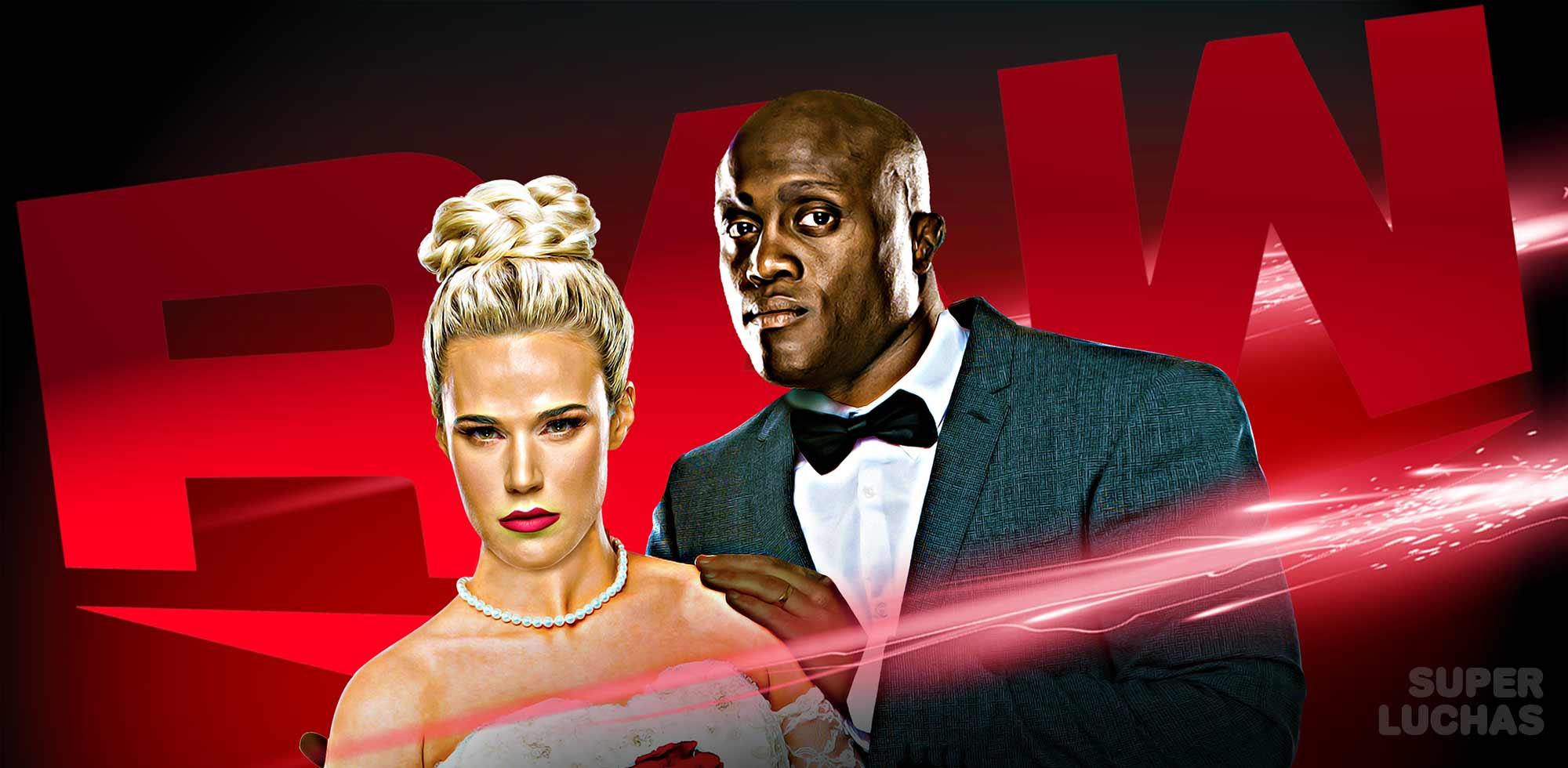 Resultados Raw 30 de diciembre 2019
