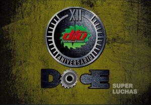 """DTU: Cartel para """"DTU Doce"""" celebrando 12 años de existencia 2"""