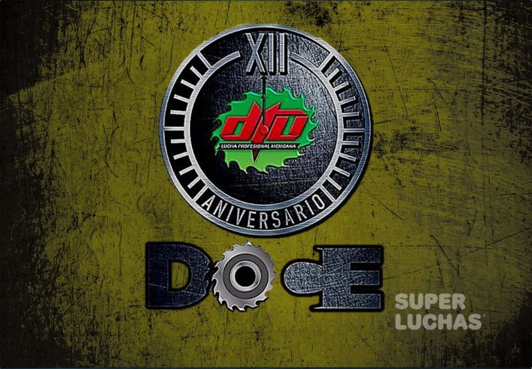 """DTU: Cartel para """"DTU Doce"""" celebrando 12 años de existencia 1"""