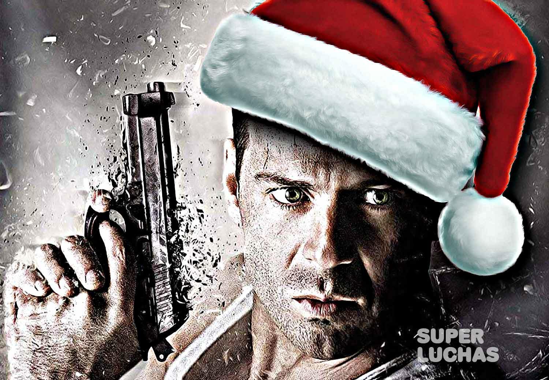 Die Hard película de Navidad
