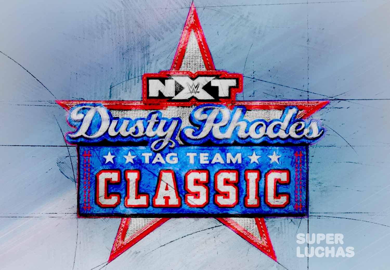 Dusty Rhodes Tag Team Classic logo