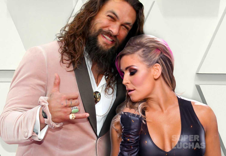 Jason Momoa y Natalya