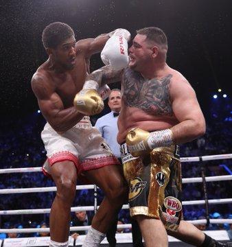 Batalla en la Dunas: Joshua recuperó el campeonato 2