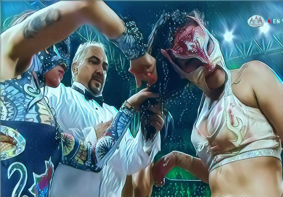 "AAA: ""Guerra de Titanes 2019"" Lady Maravilla pelona, nuevos Ingobernables 2"