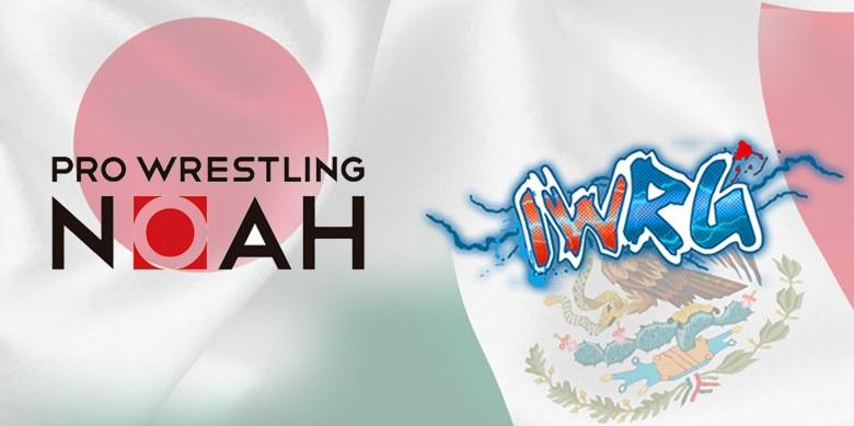 NOSAWA Rongai y Marco Moreno firman la alianza NOAH - IWGR 2