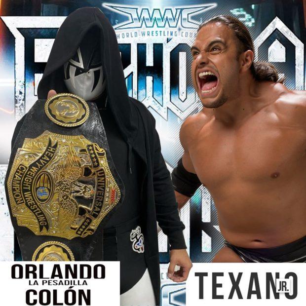 Texano Jr en busca del Campeonato Universal en Puerto Rico 6