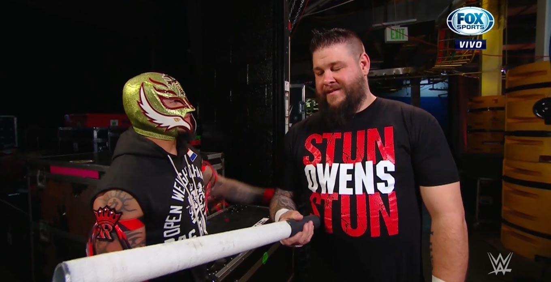 WWE RAW (9 de diciembre 2019) | Resultados en vivo | Rey Mysterio vs. AJ Styles 2