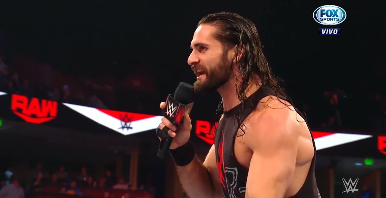 WWE RAW (9 de diciembre 2019) | Resultados en vivo | Rey Mysterio vs. AJ Styles 13