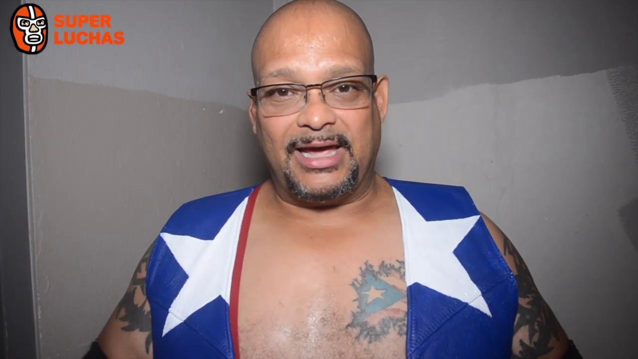 """Savio Vega: """"Bison le doblo rodillas a muchos luchadores incluyéndome"""" 1"""