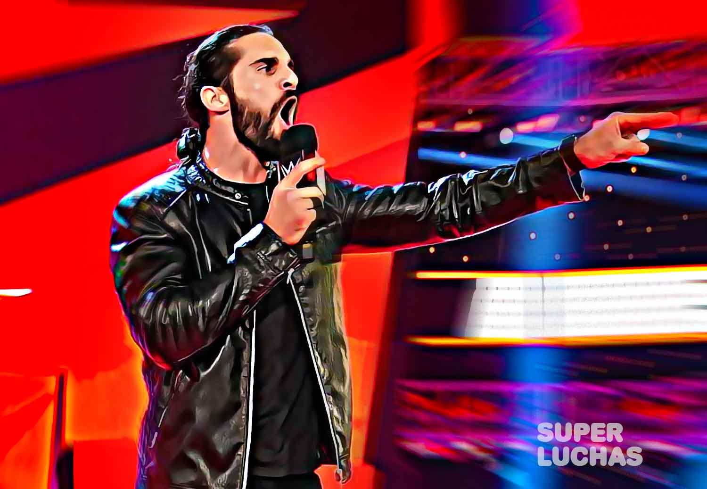 WWE dice que Seth Rollins es su Mesías