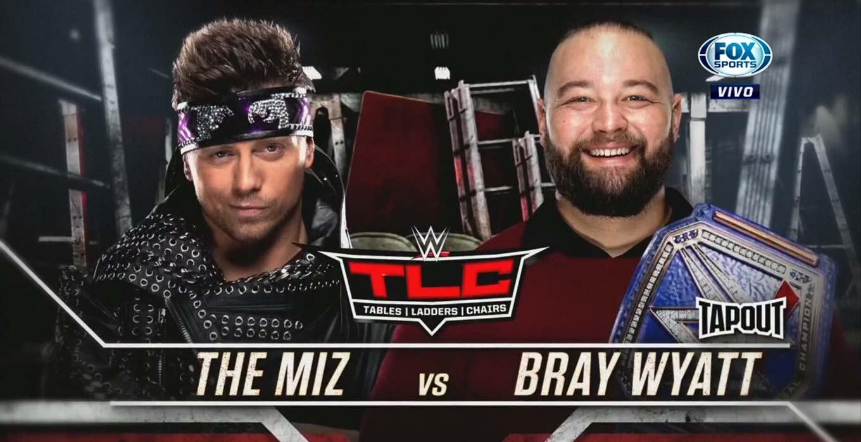 The Miz y Bray Wyatt una de las luchas confirmadas para TLC 2019