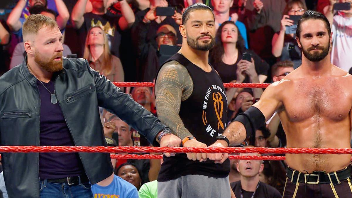Kurt Angle cree que Dean Ambrose volverá a WWE 1