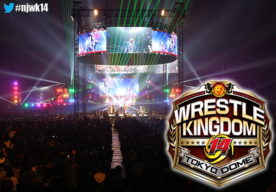 NJPW: Habrá lucha femenil en Wrestle Kingdom 14 2