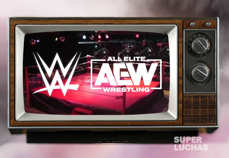 WWE vs. AEW