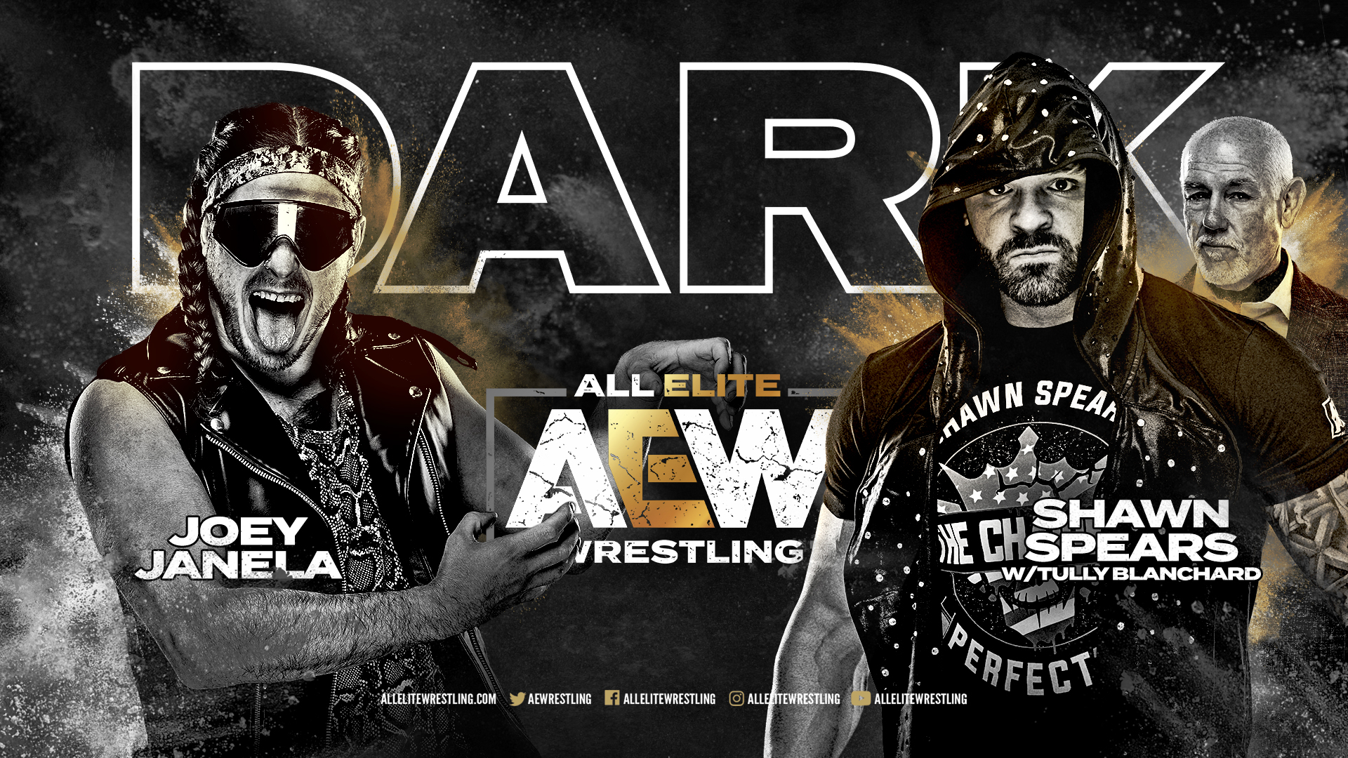 Resultados AEW Dark Episodio 12 | Shawn Spears vs. Joey Janela 1