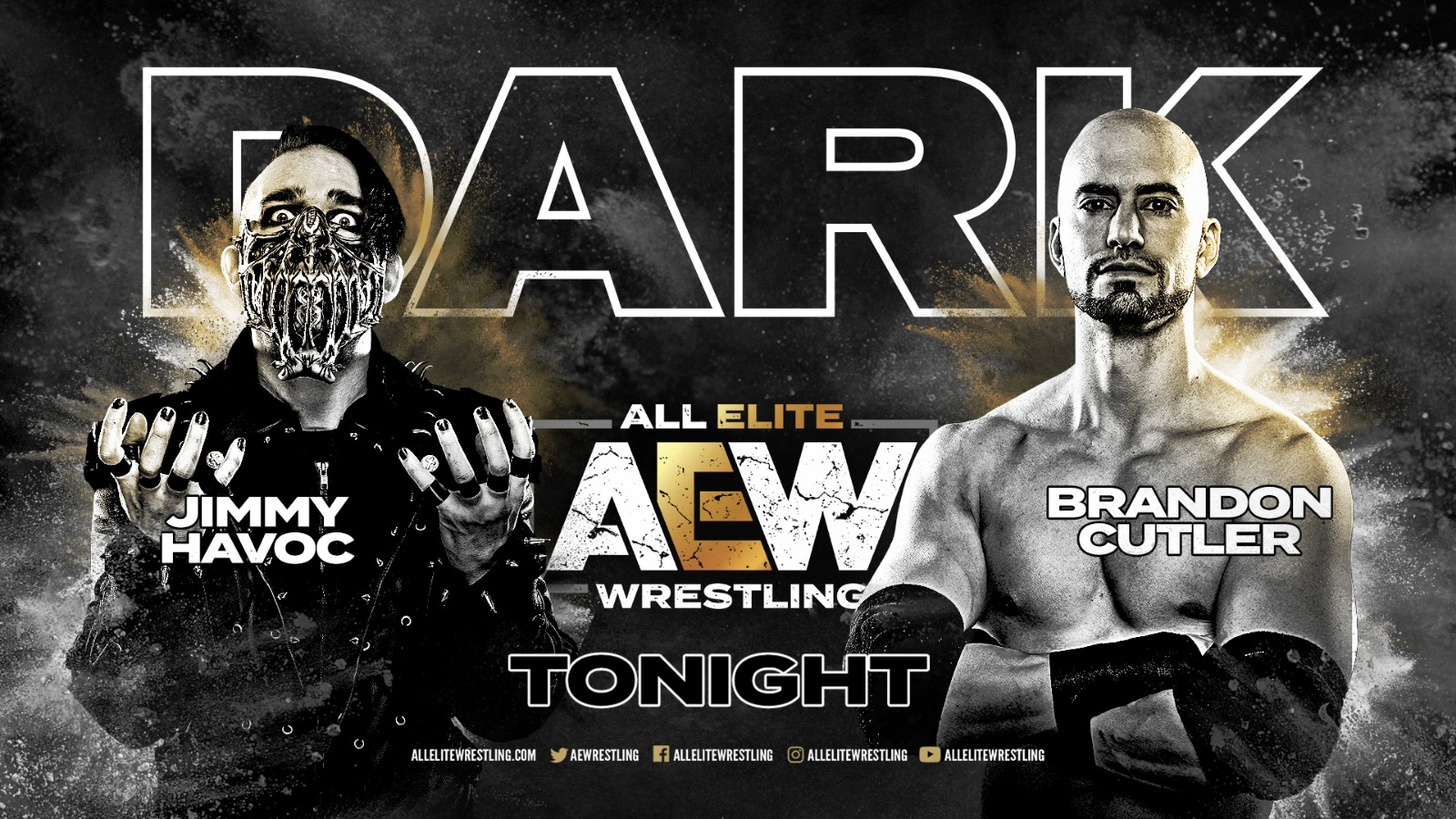 Resultados AEW Dark Episodio 9 | Jimmy Havoc vs. Brandon Cutler 2