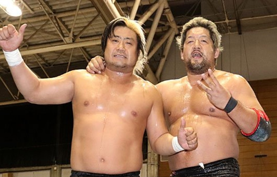 "AJPW: ""Real World Tag League 2019"" Días 4 y 5 13"