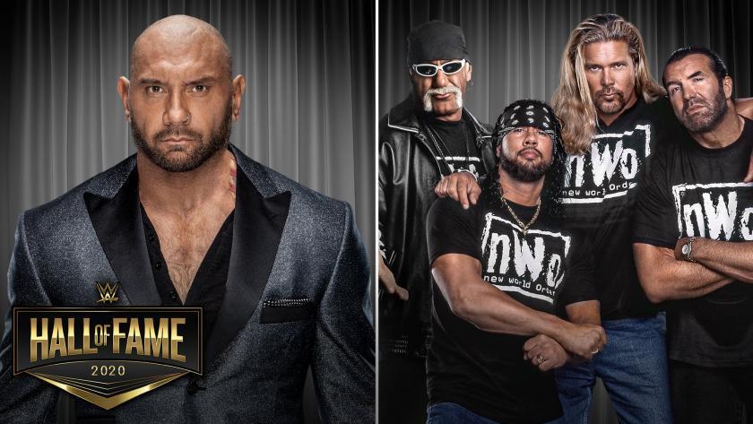 Salón de la fama WWE - Clase 2020