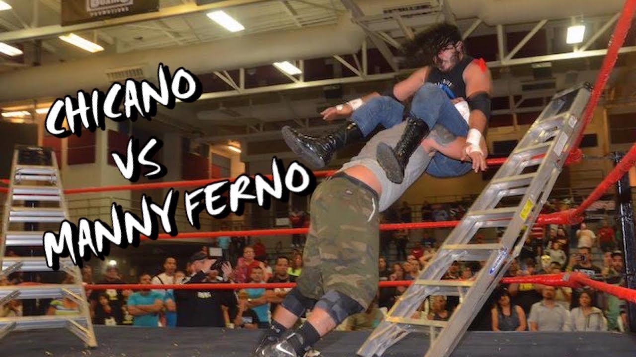 HIGHLIGHTS: Manny Ferno vs Chicano en Hardcore Weekend 19