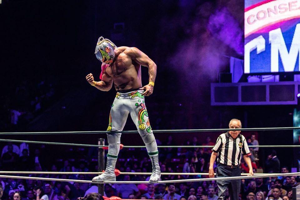 CMLL: Guerrero Maya Jr. es el primer finalista de la Copa Jr. 2019 1