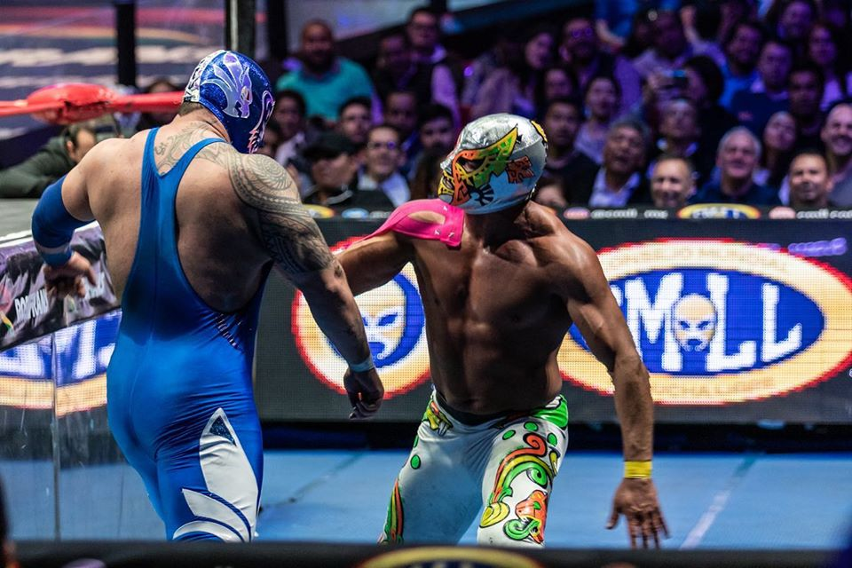 CMLL: Guerrero Maya Jr. es el primer finalista de la Copa Jr. 2019 5