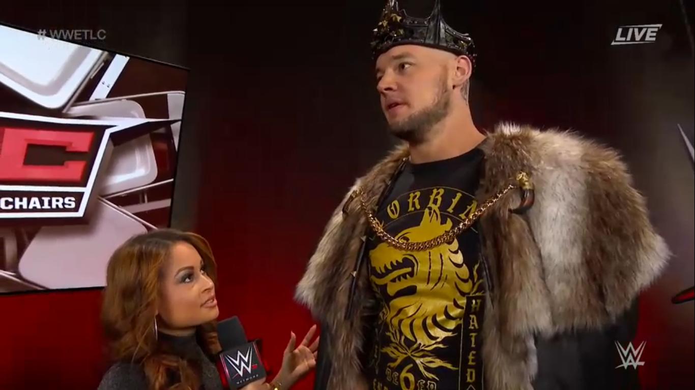 WWE TLC 2019 | Resultados en vivo | Roman Reigns vs. King Corbin 22
