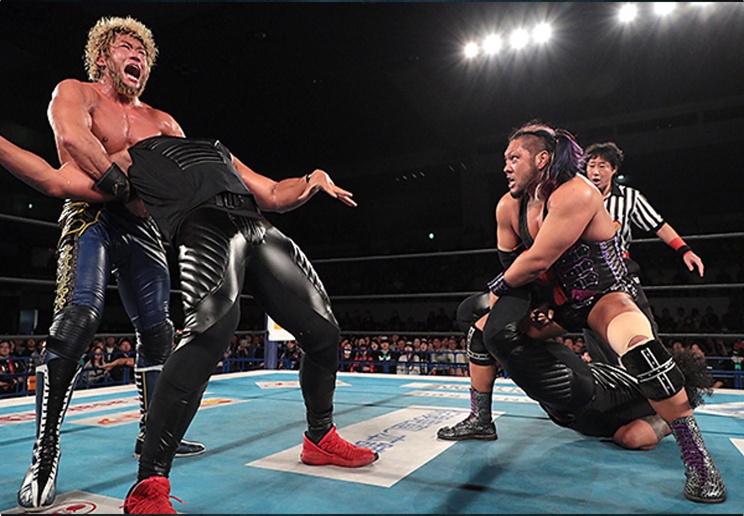 """NJPW: """"World Tag League 2019"""" Días 6 y 7 - Tres equipos líderes 1"""
