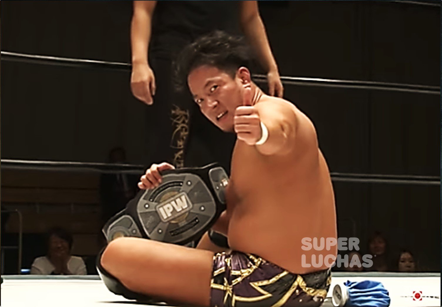 "NOAH: ""Starting Over 2019"" Daisuke Harada recupera título 1"