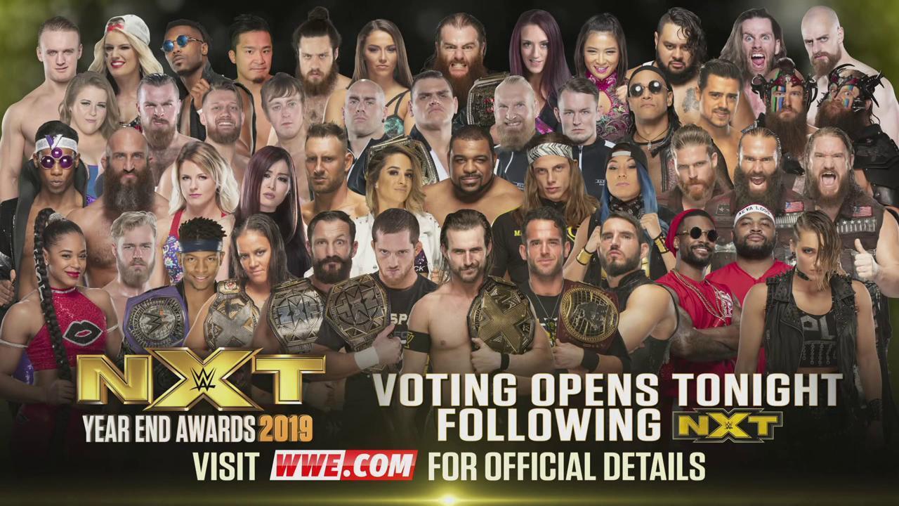 NXT (4 de diciembre 2019) | Resultados en vivo | Rhea Ripley vs. Dakota Kai 28