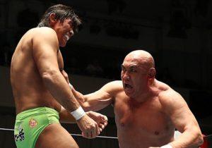 """RJPW: """"Strong Style Pro Wreslting Vol. 4"""" Fujita defiende su título 3"""