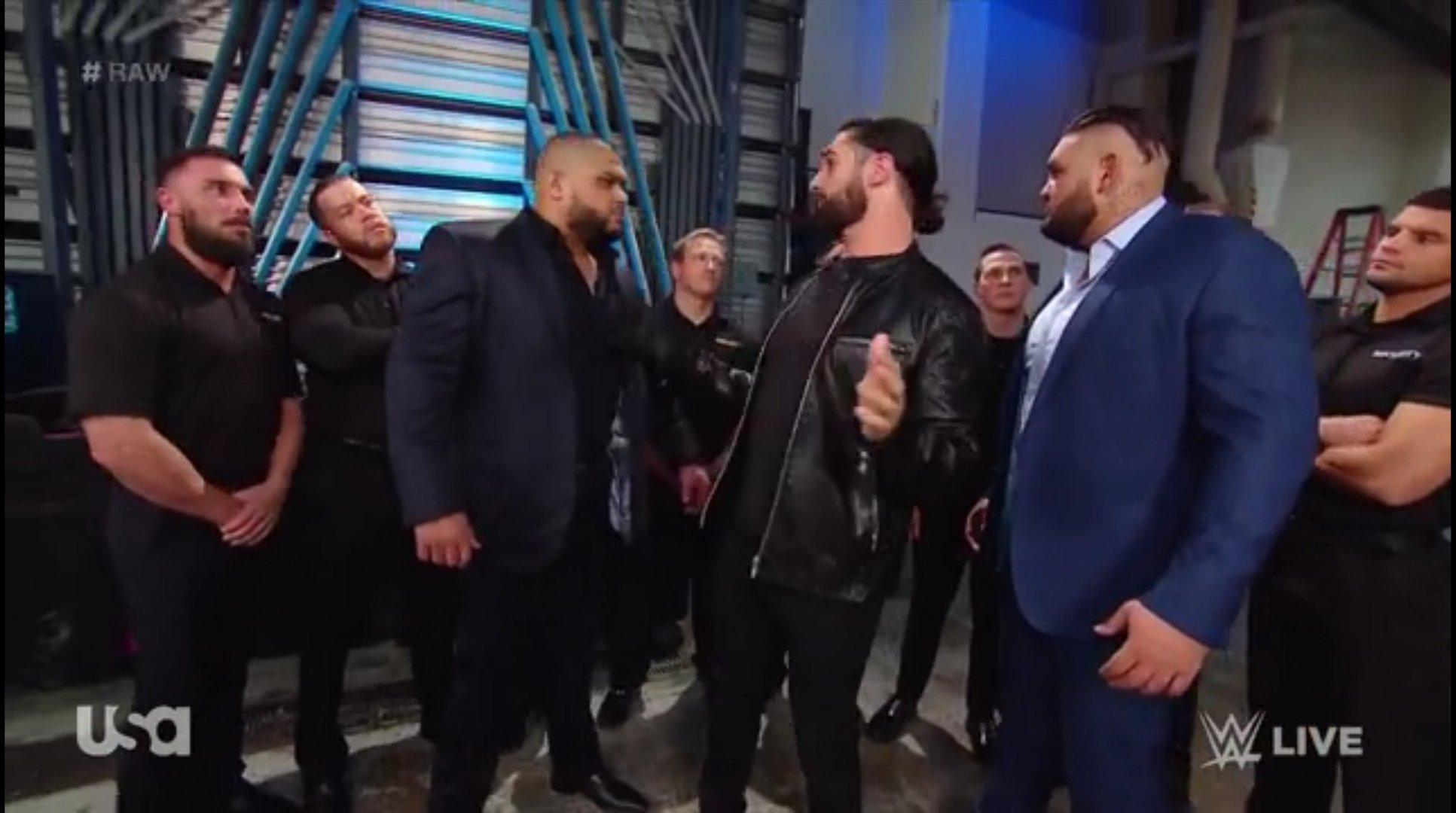 WWE RAW (30 de diciembre 2019) | Resultados en vivo | La boda de Lana y Bobby Lashley 14