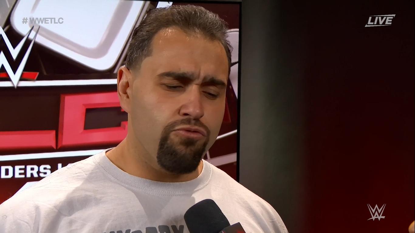 WWE TLC 2019 | Resultados en vivo | Roman Reigns vs. King Corbin 31