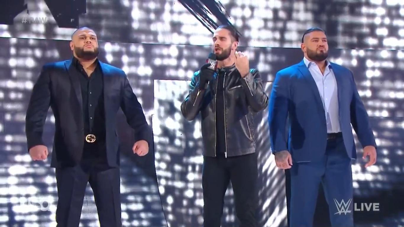 WWE RAW (30 de diciembre 2019) | Resultados en vivo | La boda de Lana y Bobby Lashley 1