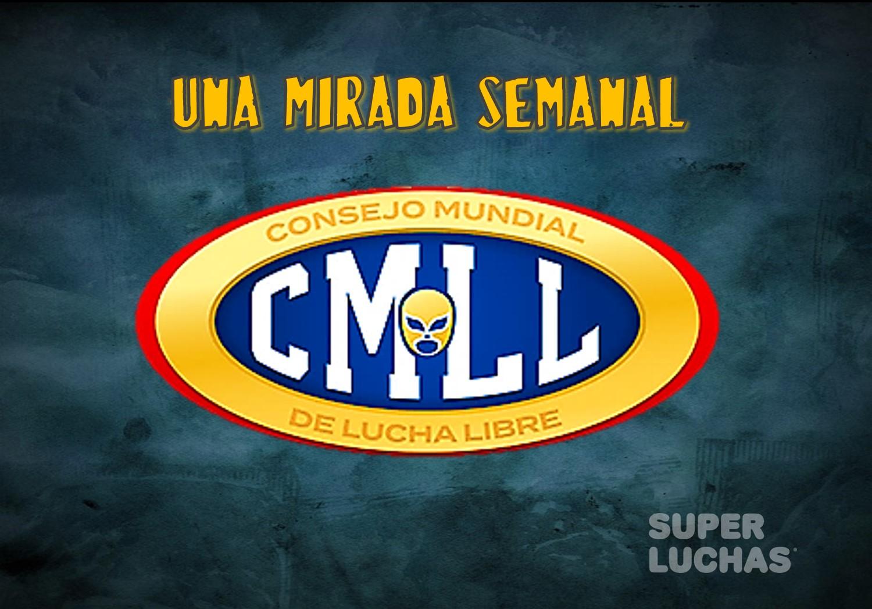 Una mirada semanal al CMLL (del 28 nov al 4 dic de 2019) 1