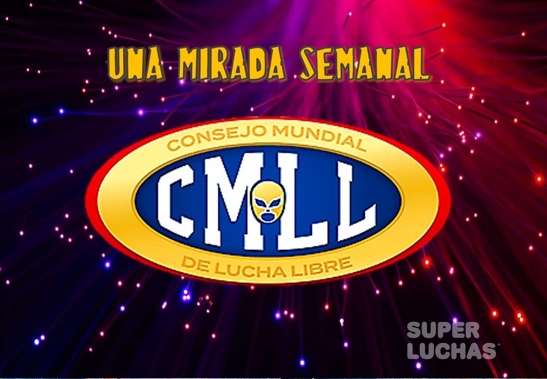 Una mirada semanal al CMLL (del 5 al 11 diciembre de 2019) 2