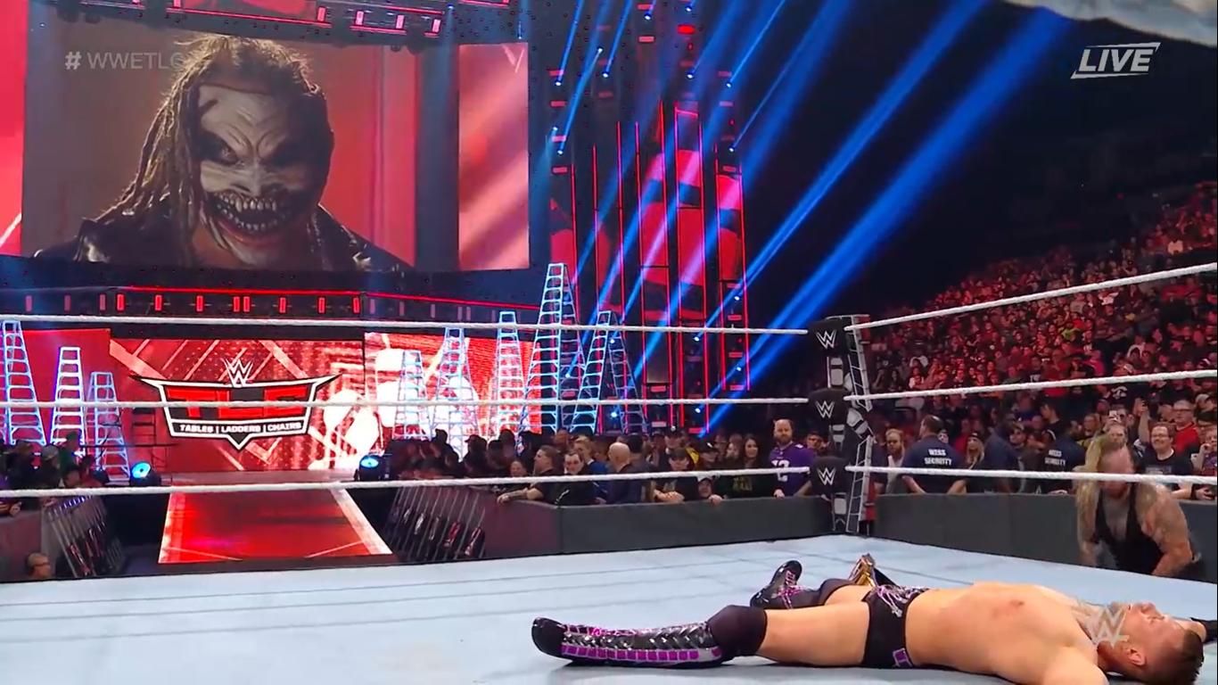 WWE TLC 2019 | Resultados en vivo | Roman Reigns vs. King Corbin 57