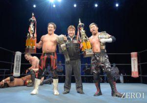 Zero1: Yuko Miyamoto y Masashi Takeda siguen como campeones 5