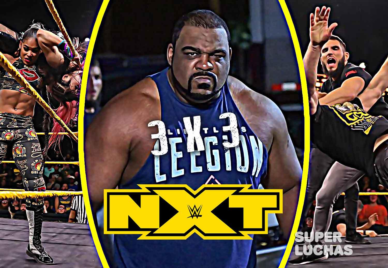 3X3 NXT 15 de enero 2020