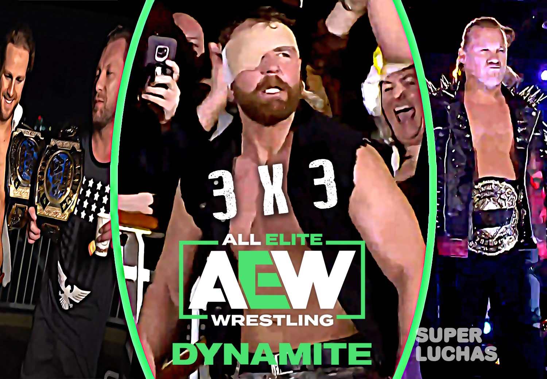 AEW Dynamite 22 de enero 2020