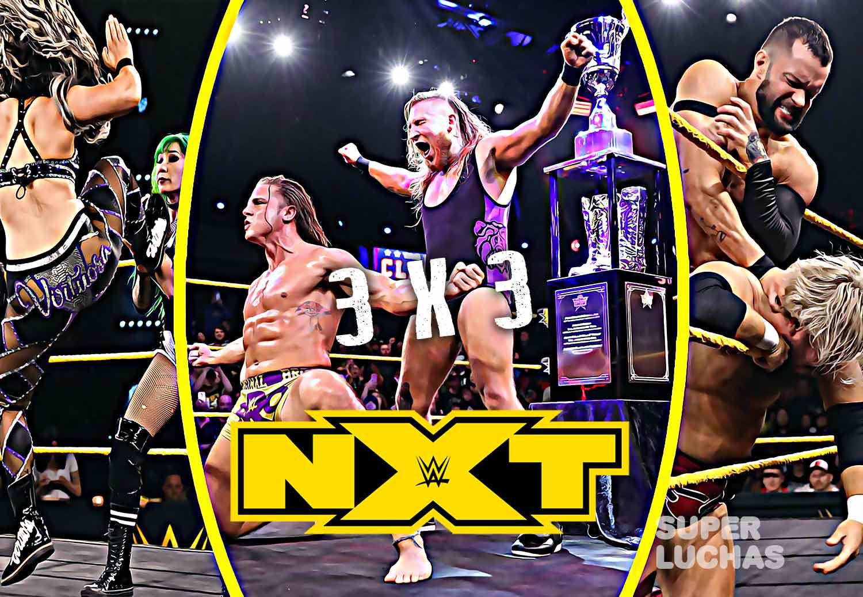 3x3 NXT 29 de enero 2020